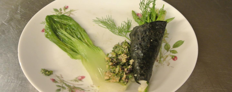 Lekkere vegetarische gerechten in Gent