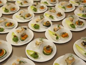 Professionele en eerlijke catering